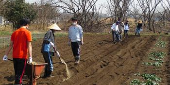 援農ボランティア募集